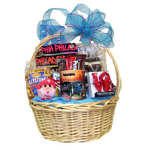 Philadelphia Themed Welcome Basket