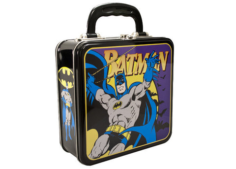 Batman Square Tin Tote