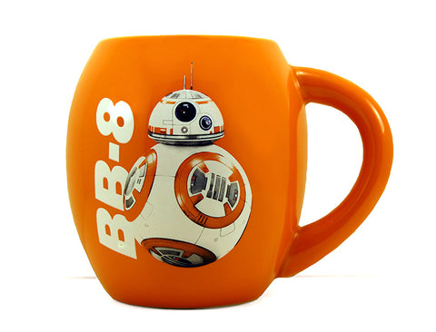 Star Wars BB-8 18 oz Oval Mug