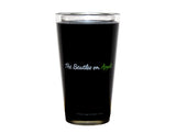 The Beatles Apple Records 16 oz Pint Glass