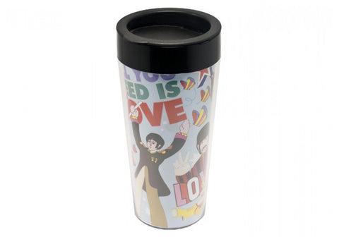 The Beatles Travel Mug