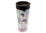Beatles All You Need is Love 16 oz Travel Mug