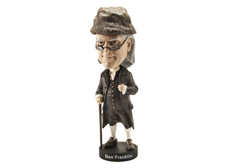 Ben Franklin Bobble Head