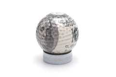Benjamin Franklin Golf Ball