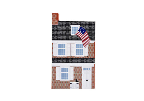 Betsy Ross House (Cat's Meow Village)