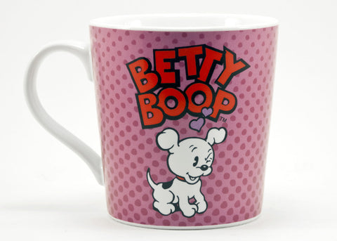 Betty Boop All This & Brains Too! 12 oz Mug