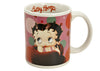 Betty Boop Coffee Chocolate Men 12 oz Mug