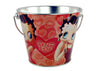 Betty Boop Tin Bucket