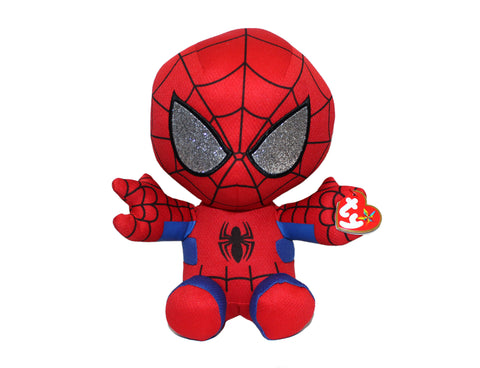 Spiderman Peter Parker Plush Toy (Large)