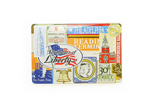 Birthplace of Liberty Vintage Magnet