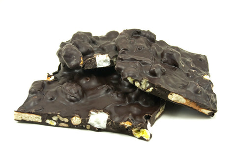 Boardwalk Crunch Bark Chocolates (Dark)