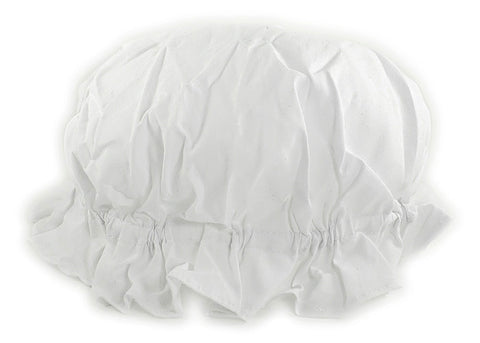 Colonial White Bonnet