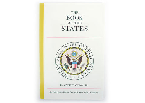 The Book of States by Vincent Wilson, JR.
