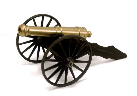 "Revolutionary War French 12 Pounder Field Gun Cannon 6 5/8"" Long"
