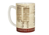 U. S. Constitution Ceramic 15 oz Mug