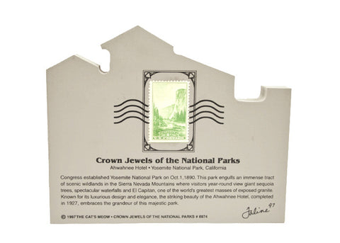 Crown Jewels of the National Park Limited Edition