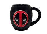 Marvel Deadpool 18 oz Oval Mug