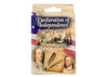 Declaration of Independence Playing Cards