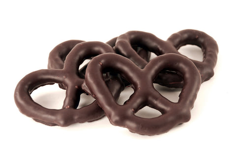 Chocolate Pretzels (Dark)