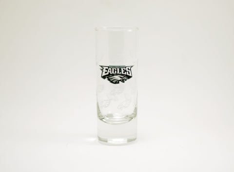 Philadelphia Eagles Tall Shot Glass