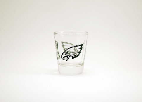 Eagles Logo Shot Glass