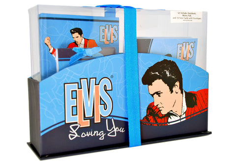 Elvis Presley Stationery Gift Set