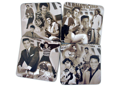 Elvis Presley Sun Records Coasters