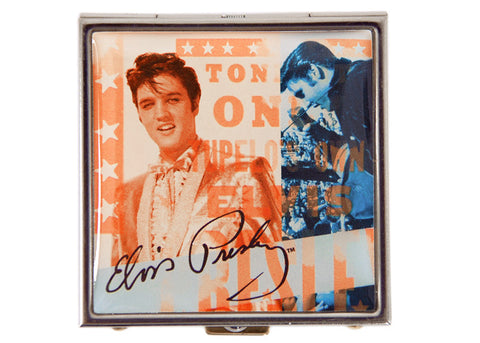 Elvis Presley Mini Metal Box