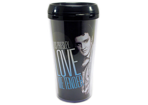 Elvis Presley Travel Mug