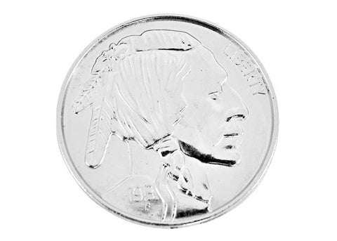 Buffalo Nickel 1913 Jumbo Coin 3""
