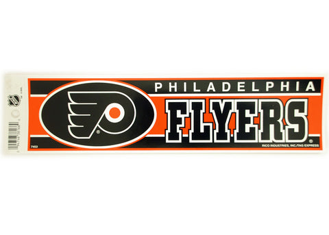 Philadelphia Flyers Bumper Sticker