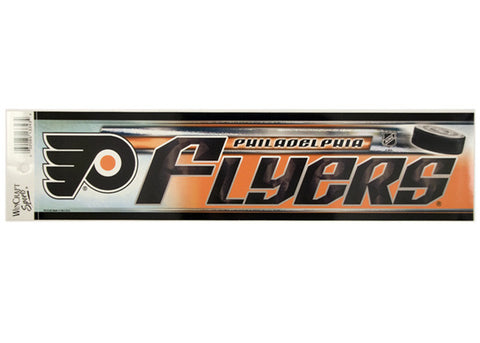 Philadelphia Flyers Bumper Sticker (F1)