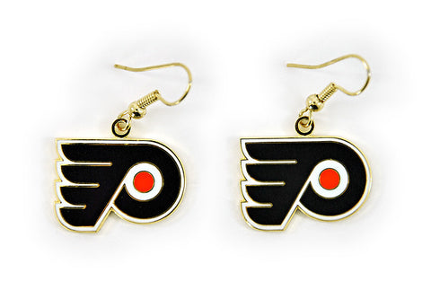 Philadelphia Flyers Earrings (Large)