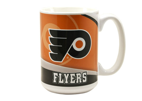 Philadelphia Flyers Orange Mug