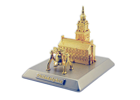 Liberty Bell & Independence Hall Desk Set