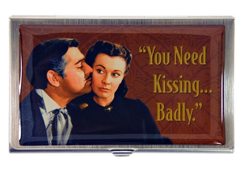 Gone With The Wind Small Metal Box