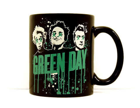 Green Day 12 oz Mug