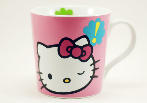 Hello Kitty Exclamation Point Mug