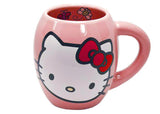 Hello Kitty 18 oz Oval Mug