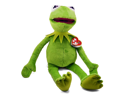 Kermit the Frog The Muppets Plush