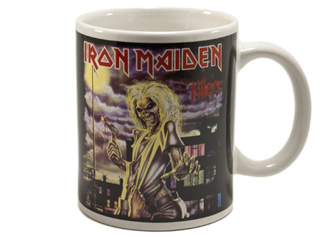 Iron Maiden Killers 12 oz Mug