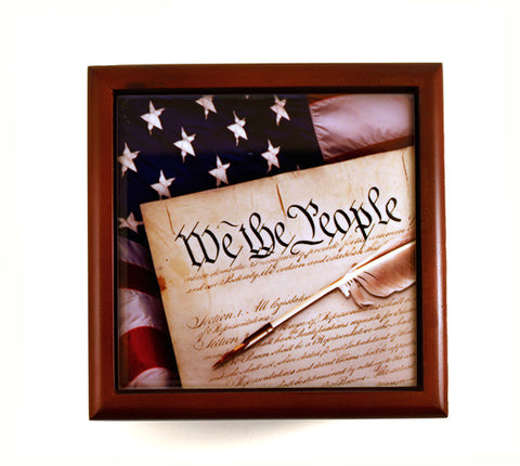 We The People Jewelry Box (B)