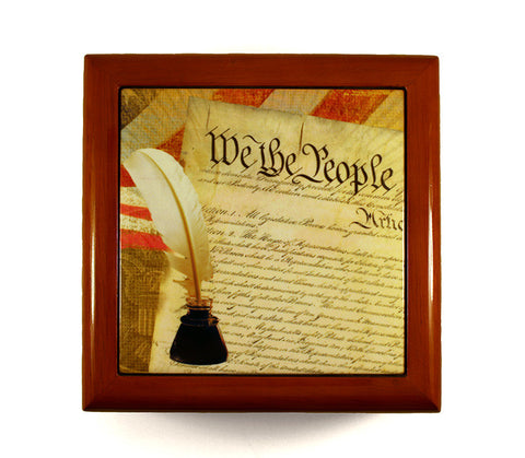We The People Jewelry Box (A)