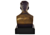 "John F. Kennedy 6"" Bust (Bronze Finished)"