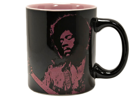 Jimi Hendrix 12 oz Purple Haze Mug
