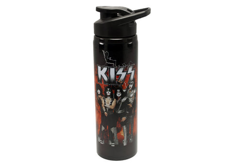 Kiss 25 oz Stainless Steel Water Bottle