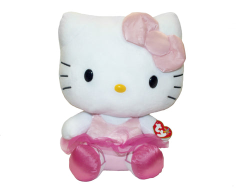 Hello Kitty Ballerina Ty Plush (Large)