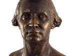 "George Washington 11"" Bust (Bronze Finished)"
