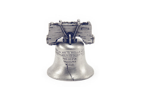 Small Pewter Liberty Bell Replica