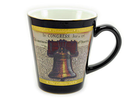 Liberty Bell & Independence Hall Mug